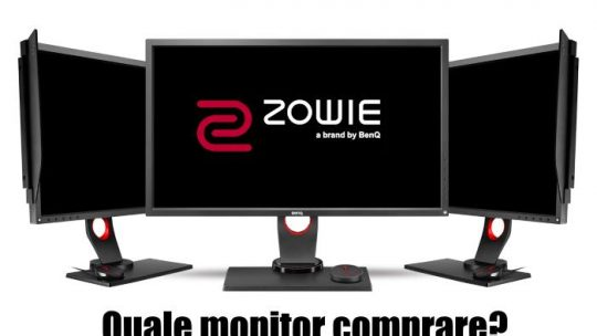 Qual è la tecnologia video di un monitor per pc?